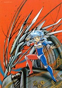 Iczer Three (Character)