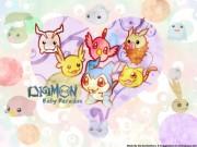 Digimon Adventure 02 Wallpaper