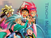 Tenchi Muyo Wallpaper