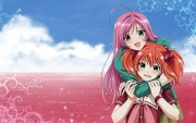 Rosario + Vampire Wallpaper