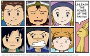 Digimon Frontier Wallpaper