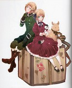 Hetalia: Axis Powers