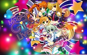 Mahou Shoujo Lyrical Nanoha Vivid Wallpaper