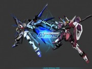 Dynasty Warriors Gundam Wallpaper