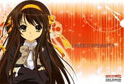 The Melancholy of Suzumiya Haruhi