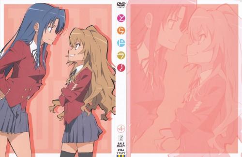 Toradora!, Taiga Aisaka, Ami Kawashima, DVD Cover