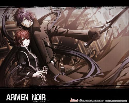 Ike (Mangaka), Idea Factory, Armen Noir, Sword (Character), Nazca (Armen Noir)