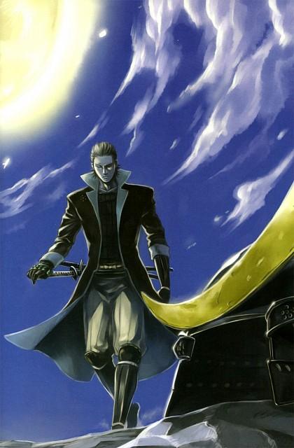 Capcom, Production I.G, Sengoku Basara 2 Visual & Sound Book Vol. 3, Sengoku Basara, Kojuro Katakura