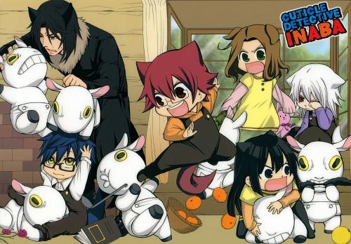 Mochi (Mangaka), Zexcs, Cuticle Tantei Inaba, Stella (Cuticle Tantei Inaba), Natsuki (Cuticle Tantei Inaba)