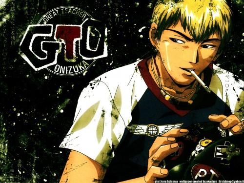 Tohru Fujisawa, Studio Pierrot, Great Teacher Onizuka, Eikichi Onizuka Wallpaper