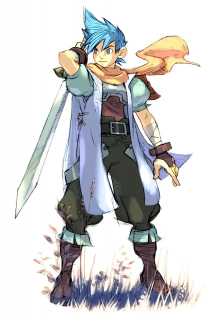 Capcom, Breath of Fire, Ryu (Breath of Fire)