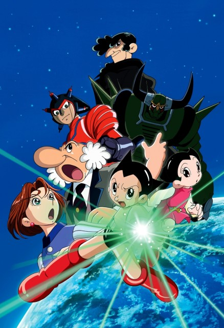 Osamu Tezuka, Tezuka Productions, Astro Boy, Atlas (Astro Boy), Yuko Kisaragi