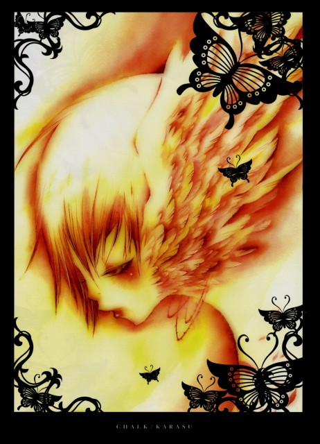 Wings on Head