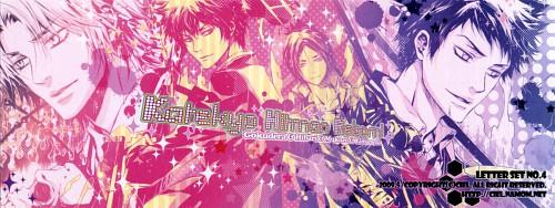 Ciel 33.3, Katekyo Hitman Reborn!, Kyoya Hibari, Hayato Gokudera, Takeshi Yamamoto