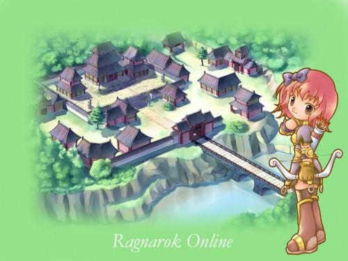 Ragnarok Online, Archer (Ragnarok Online) Wallpaper