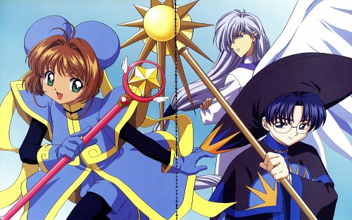 CLAMP, Madhouse, Cardcaptor Sakura, Cheerio! 3, Yue
