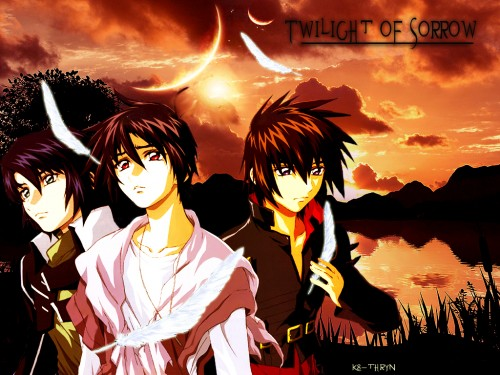 Sunrise (Studio), Mobile Suit Gundam SEED Destiny, Kira Yamato, Athrun Zala, Shinn Asuka Wallpaper