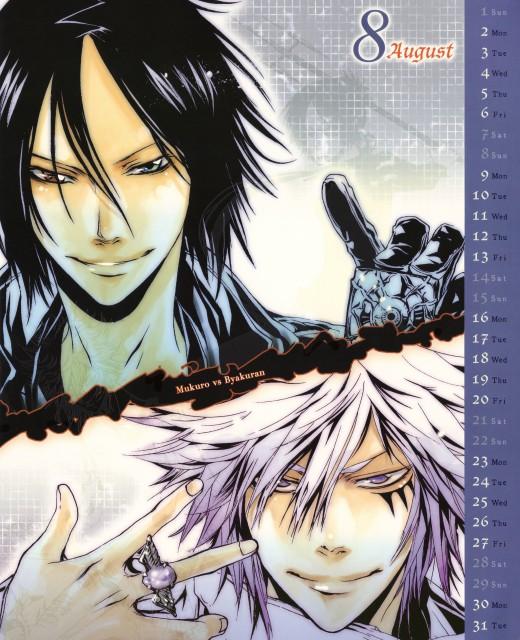 Akira Amano, Artland, Katekyo Hitman Reborn!, Mukuro Rokudo, Byakuran