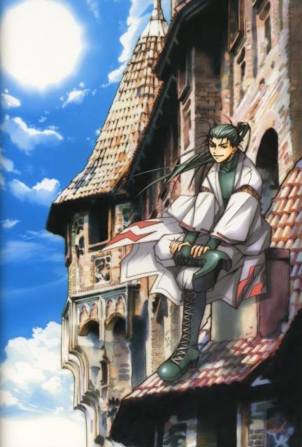 Kozue Amano, Aria, Stella – Kozue Amano Illustration Works 2, Akatsuki Izumo