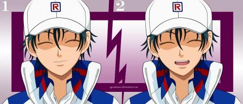 Prince of Tennis, Ryoma Echizen, Vector Art