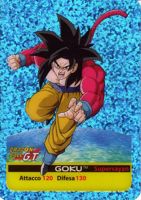 Akira Toriyama, Toei Animation, Dragon Ball, Super Goku 4, Trading Cards