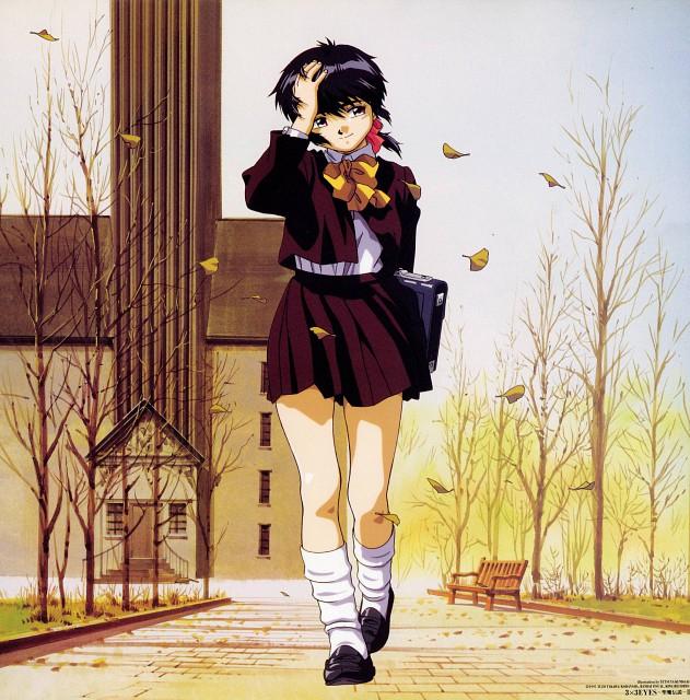 3x3 Eyes: Schoolgirl Pai Ayanokouji