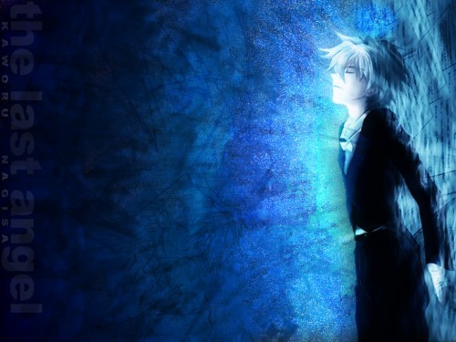 Yoshiyuki Sadamoto, Gainax, Neon Genesis Evangelion, Kaworu Nagisa Wallpaper