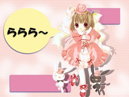Yuiko Tokumi, Xebec, Bottle Fairy, Tama-chan Wallpaper