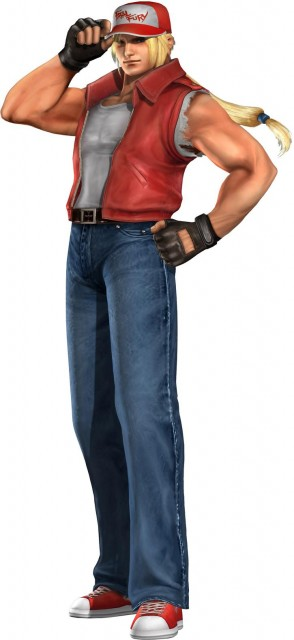 SNK, Fatal Fury, King of Fighters, Terry Bogard