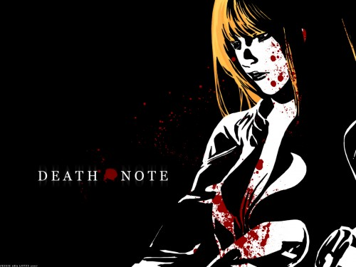 Takeshi Obata, Madhouse, Death Note, Naomi Misora Wallpaper