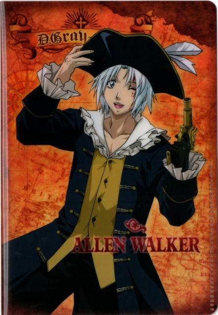 TMS Entertainment, D Gray-Man, Allen Walker