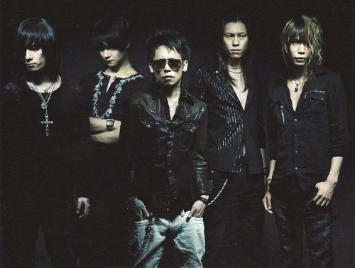 Toshiya, Shinya, Kyo (J-Pop Idol), Dir en Grey, Kaoru (J-Pop Idol)