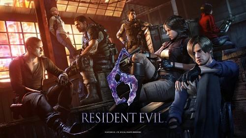 Capcom, Resident Evil 6, Sherry Birkin, Jake Muller, Helena Harper