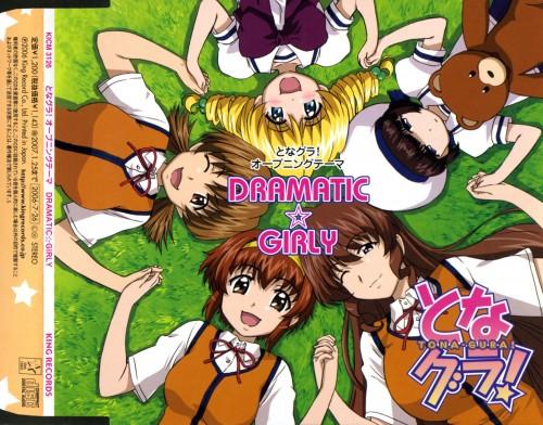 Tona-Gura!, Hatsune Arisaka, Kazuki Arisaka, Chihaya Suzuhara, Nina Isokawa