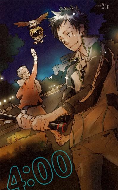 Akira Amano, Artland, Katekyo Hitman Reborn!, REBO to DLIVE, Colonnello