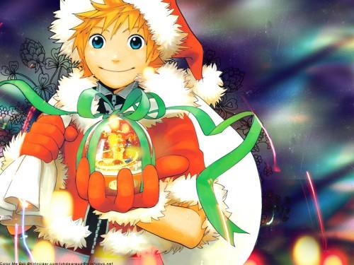 Shiro Amano, Kingdom Hearts, Roxas Wallpaper
