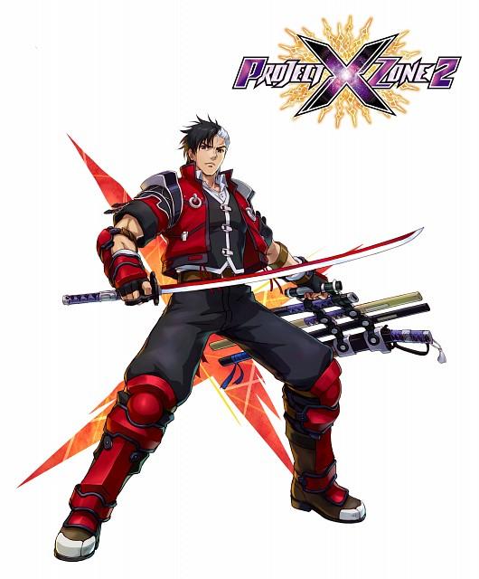 Sega, Namco, Capcom, Project X Zone, Reiji Arisu