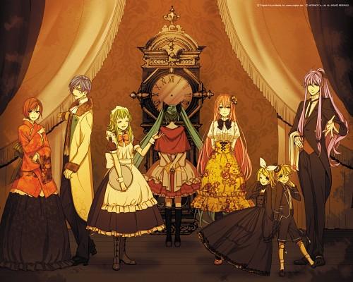 Suzunosuke, Vocaloid, Kamui Gakupo, Gumi, Kaito