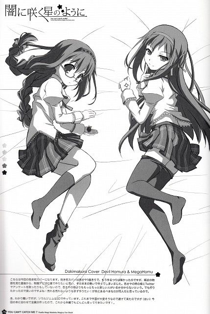 Izumi Bell, Puella Magi Madoka Magica, You Can't Catch Me 7, Homura Akemi, Comic Market