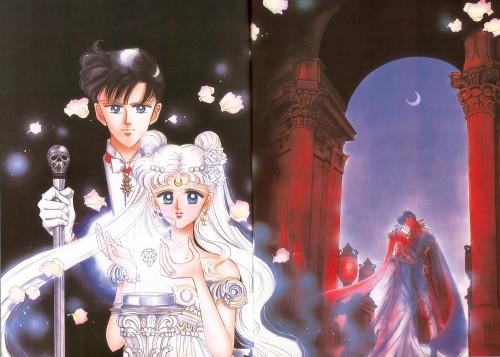 Naoko Takeuchi, Bishoujo Senshi Sailor Moon, BSSM Original Picture Collection Vol. I, Prince Endymion, Princess Serenity