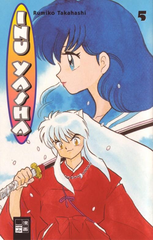 Rumiko Takahashi, Inuyasha, Kagome Higurashi, Inuyasha (Character), Manga Cover