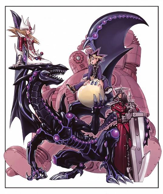 Kazuki Takahashi, Studio Gallop, Yu-Gi-Oh! Duel Monsters, Duel Art - Kazuki Takahashi Yu-Gi-Oh! Illustrations, Yuugi Mutou
