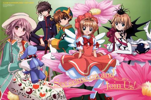 CLAMP, Madhouse, Cardcaptor Sakura, X, Kobato