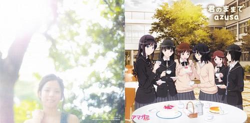 Kisai Takayama, Anime International Company, Amagami, Haruka Morishima, Sae Nakata