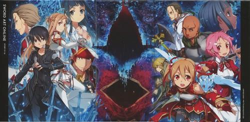 Abec, Shingo Adachi, A-1 Pictures, Sword Art Online, Andrew Gilbert Mills