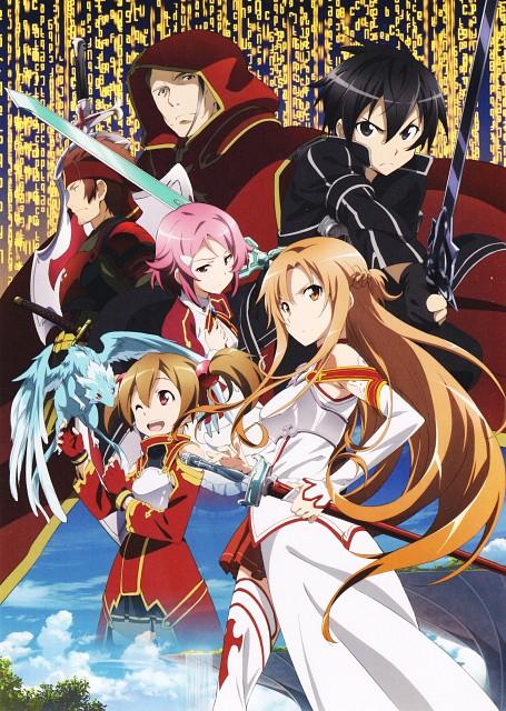 Abec, A-1 Pictures, Sword Art Online, Rika Shinozaki, Ryotaro Tsuboi