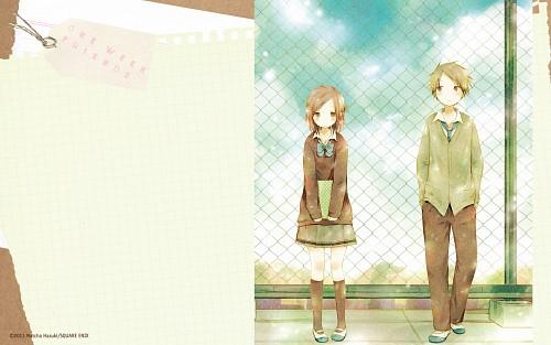 Maccha Hazuki, Brains Base, Isshuukan Friends, Yuuki Hase, Kaori Fujimiya