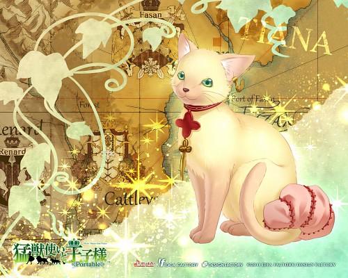 miko (Mangaka), Idea Factory, Beast Master and Prince, Official Wallpaper