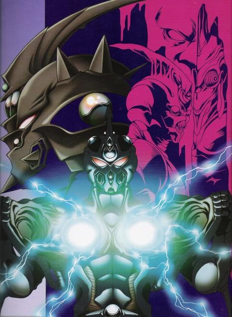 Guyver: The Bioboosted Armor, Agito Makishima, Sho Fukamachi, Newtype Magazine