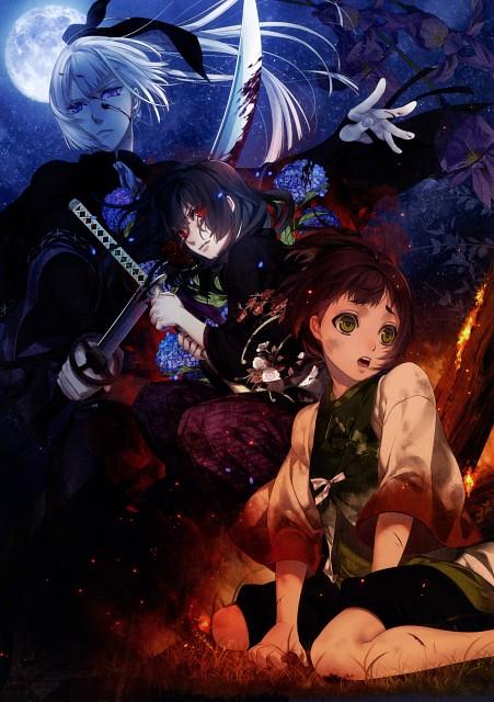 Yomi (Mangaka), Rejet, Ken ga Kimi Wafuu Denki Emaki, Ken ga Kimi, Suzukake